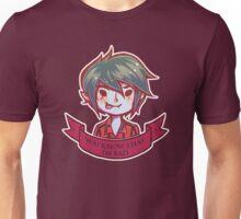 Bad little boy Unisex T-Shirt