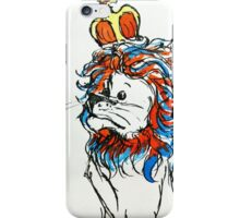 British Lion iPhone Case/Skin