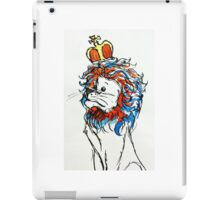 British Lion iPad Case/Skin