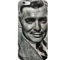 Clark Gable iPhone Case/Skin