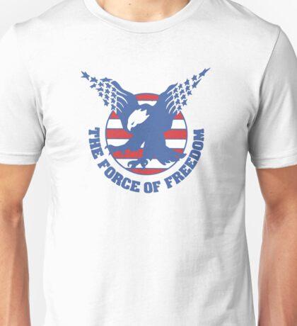 RAMBO FORCE OF FREEDOM Unisex T-Shirt