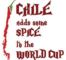 Chile Adds Spice by sportskeeda