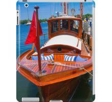 Fancy Cruiser iPad Case/Skin