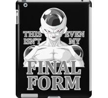 frieza form iPad Case/Skin