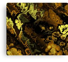 Rusty Flame Canvas Print