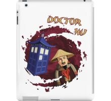Doctor Hu iPad Case/Skin