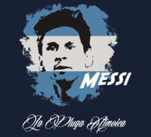 ARGENTINA LIONEL MESSI WC 14 FOOTBALL T-SHIRT by sportskeeda