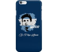 ARGENTINA LIONEL MESSI WC 14 FOOTBALL T-SHIRT iPhone Case/Skin