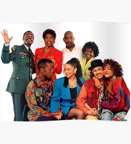 A Different World P2 Poster