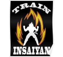 Train Insaiyan Poster
