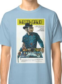 Westworld Movie Poster Classic T-Shirt