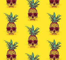 Summer Skull by Taylor Thomson