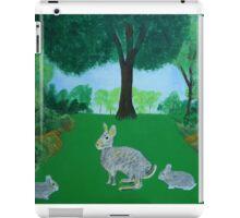 The Rabbits iPad Case/Skin