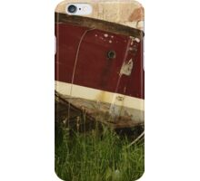 Wrecked Boat iPhone Case/Skin