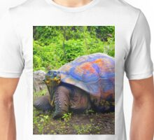 Cheeky Tortuga In The Galapagos Unisex T-Shirt