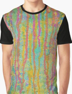Dripping Graphic T-Shirt