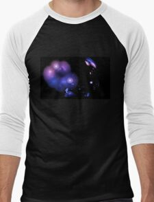 Bubbles At Midnight Men's Baseball ¾ T-Shirt