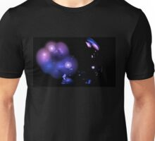 Bubbles At Midnight Unisex T-Shirt