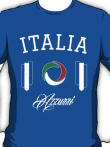 Italia Azzurri T-Shirt