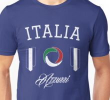 Italia Azzurri Unisex T-Shirt