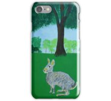 The Rabbits iPhone Case/Skin