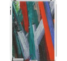 Brushstrokes iPad Case/Skin