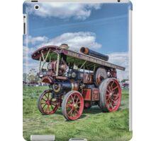 "Showmans Steam Engine ""Lord Nelson"" iPad Case/Skin"