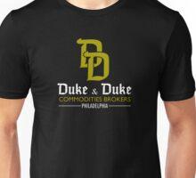Duke & Duke Commodities Brokers Unisex T-Shirt