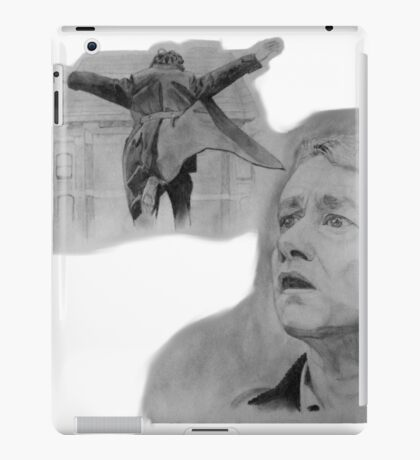 The Reichenbach Fall iPad Case/Skin