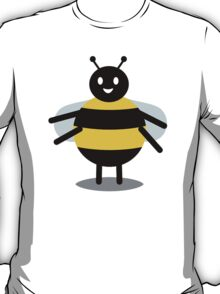 funny friendly bumble bee T-Shirt