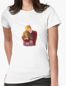 Weasley sweaters Womens Fitted T-Shirt
