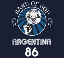 Hand Of God by sportskeeda