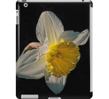 Sunlight Daffodil iPad Case/Skin