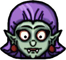 "Girl Vampire ""Drusilla"" by BagChemistry"