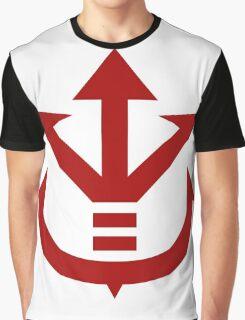 Vegeta kingdom Graphic T-Shirt