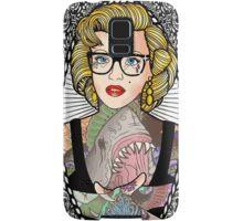 Satanic Monroe Samsung Galaxy Case/Skin