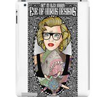 Satanic Monroe iPad Case/Skin