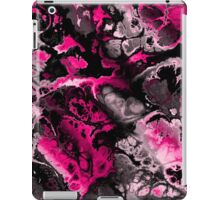 hot pink flame iPad Case/Skin
