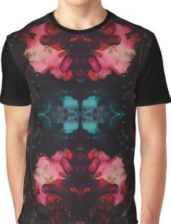 Midnight Bloom Graphic T-Shirt