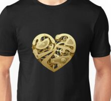 Clockwork Heart Unisex T-Shirt