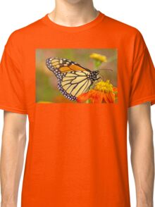 Monarch Of The Flowers Classic T-Shirt