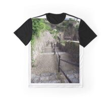 The Path Down Graphic T-Shirt