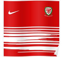 wales team Poster