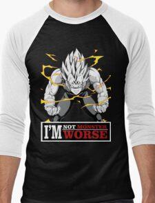 Vegeta monster Men's Baseball ¾ T-Shirt