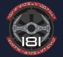 181st Imperial Fighter Wing One Piece - Short Sleeve