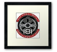 181st Imperial Fighter Wing Framed Print
