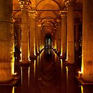 Basilica Cistern 1 by diggle