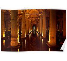 Basilica Cistern 1 Poster