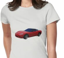 Corvette C-6  2005-2013 Womens Fitted T-Shirt
