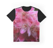 Pretty pink cluster Graphic T-Shirt